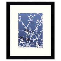 Amanti Art Autumn Branch 9-Inch x 11-Inch Framed Wall Art
