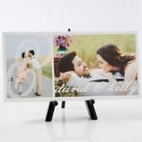 You & I 5.5-Inch x 11-Inch Canvas Wall Art