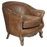 Pulaski Sloane Accent Chair in Brown