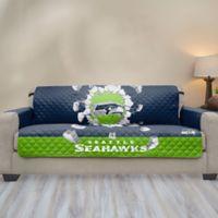 NFL Seattle Seahawks Sofa Cover