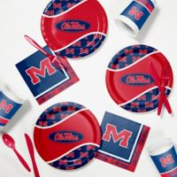 University of Mississippi 60-Piece Tailgating Kit