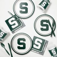 Michigan State University 60-Piece Tailgating Kit