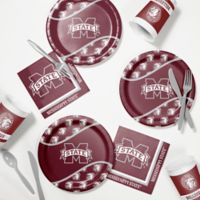 Mississippi State University 60-Piece Tailgating Kit
