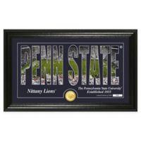 "Penn State ""Silhouette"" Bronze Coin Photo Mint"