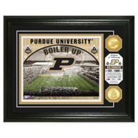 Purdue University Football Field Bronze Coin Photo Mint
