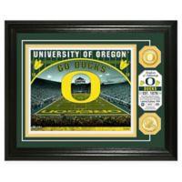 University of Wisconsin Football Field Bronze Coin Photo Mint