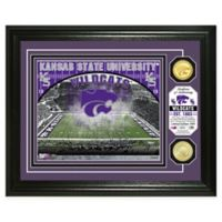 Kansas State University Football Field Bronze Coin Photo Mint