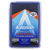 Astonish 8.82 oz. Oven/Grill Cleaner and Sponge Set