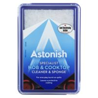 Astonish 8.82 oz. Cooktop Cleaner and Sponge Set
