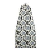 Laura Ashley® Ironing Board Cover in Black/Grey