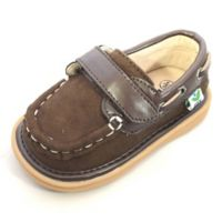 Mooshu Trainers™ Size 4 Sawyer Boat Shoe in Chocolate