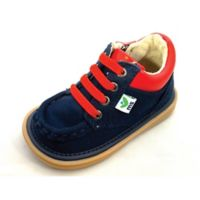 Mooshu™ Trainers Size 6 Bailey Ankle Boot in Navy/Red