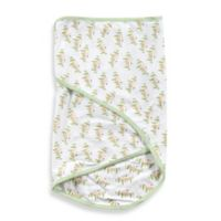 Miracle Blanket® Camper Swaddle in White/Green