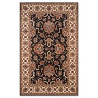 Momeni Persian Garden 3' x 5' Area Rug in Charcoal