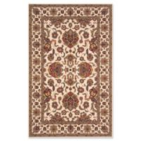 Momeni Persian Garden 5' x 8' Area Rug in Ivory