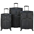 DELSEY PARIS Sky Max 3-Piece Nested Set in Black