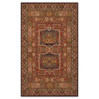 Momeni Persian Garden 5' x 8' Power-Loomed Area Rug in Black