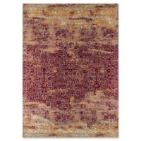 Momeni Petra Jewel 5' x 8' Area Rug in Red