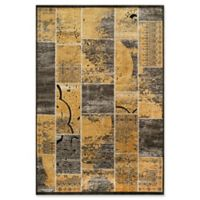 Momeni Vogue 8' x 11' Area Rug in Gold
