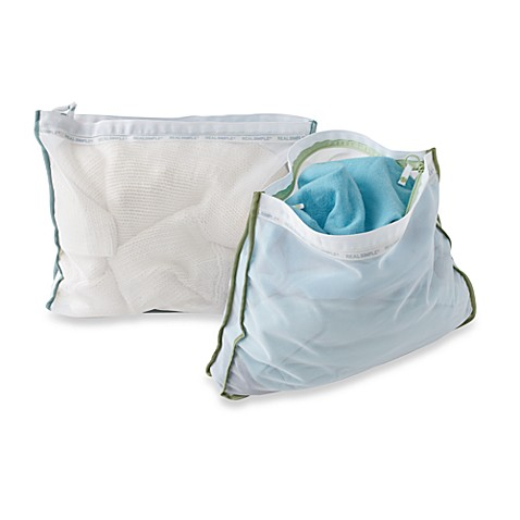 Real Simple 174 Wash Bags Set Of 2 Bed Bath Amp Beyond