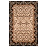 Momeni Persian Garden Loomed 9'6 x 13' Area Rug in Black