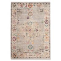Safavieh Illusion 4' x 6' Nantes Rug in Light Grey