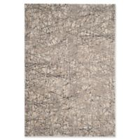 "Safavieh Meadow 6'7"" x 9' Raven Rug in Beige"