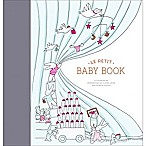"Chronicle Books ""Le Petit Baby Book"" in Blue"