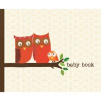 """Chronicle Books """"Petit Collage Baby Book"""" in Cream"""