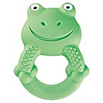 MAM Friends Frog Natural Rubber Teether in Green