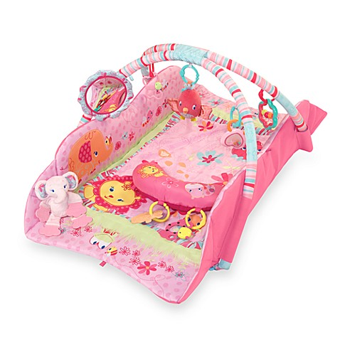 Bright Starts Baby S Play Place Deluxe Edition Pretty
