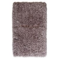 """Casey by Nicole Miller 2'2"""" x 3'8"""" Shag Accent Rug in Grey"""