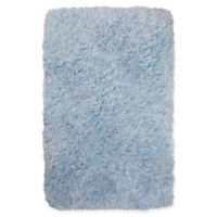 Casey by Nicole Miller 3' x 5' Shag Area Rug in Blue