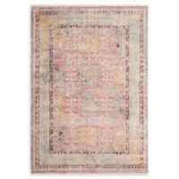 Safavieh Illusion 6' x 9' Chauray Rug in Rose