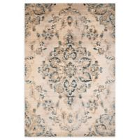 United Weavers Jules Jubilee 2' x 4' Accent Rug in Parchment