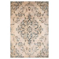 United Weavers Jules Jubilee 9' x 12' Area Rug in Parchment