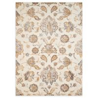 United Weavers Bridges Via Vicosa 2' x 4' Accent Rug in Linen
