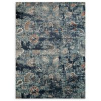United Weavers Bridges Via Vicosa 5' x 8' Area Rug in Blue