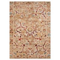 United Weavers Bridges Villa Bella 2' x 4' Accent Rug in Taupe