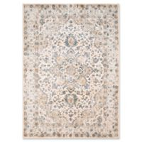 United Weavers Twelve Oaks Hamilton 1'10 x 3' Accent Rug in Bone