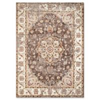 United Weavers Bridges Ponte Vecchio 7'10 x 10'6 Area Rug in Taupe