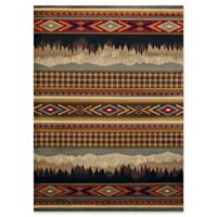 United Weavers Affinity Spring Mountain 1'10 x 3' Multicolor Accent Rug