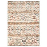 United Weavers Bridges Salto Grande Tufted 2' x 8' Accent Rug in Multi