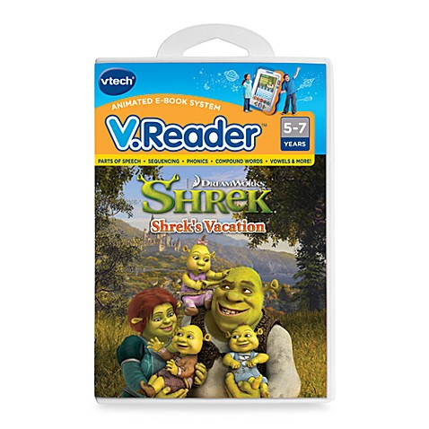 VTech® V. Reader Cartridge in Shrek 4