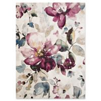 United Weavers Rhapsody Floral Garden Tufted 5' x 8' Area Rug in Multi