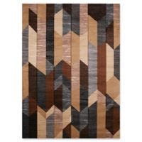 United Weavers Contours Dominion Tufted 6' x 9' Accent Rug in Brown