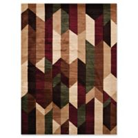 United Weavers Contours Dominion Tufted 9' x 12' Accent Rug in Multi