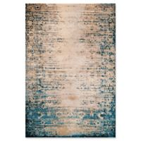 United Weavers Jules Radical Tufted 2' x 8' Area Rug in Cerulean