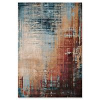 United Weavers Jules Stacks 7'2 Multicolor Runner Rug