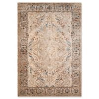 United Weavers Jules Jasper 2'7 x 3'11 Accent Rug in Taupe